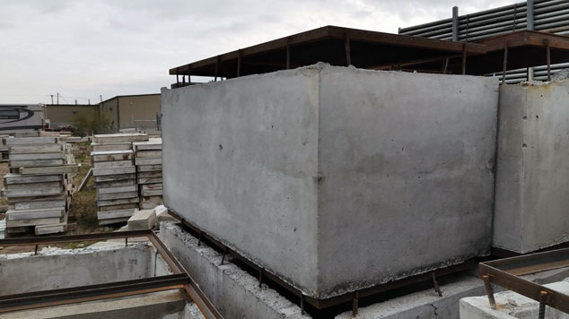 Photo of Sumps Side View